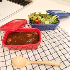 前の日の残り物/保存容器/リミアな暮らし/お弁当のおかず&便利グッズ 小5娘ちゃんが作ってくれたビーフシチュー…