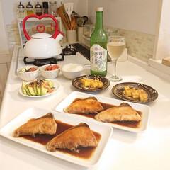 夕飯のおかず/娘の手料理/limiaキッチン同好会/住まい/キッチン 今日の夕飯は小6娘ちゃんが作ってくれまし…
