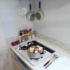 Dream Sticker/TAKARASTANDARD/おでん/夕飯/DIY 昨日の我が家の夕飯はおでんにしました♪ …