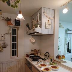 Takara standard/夕飯/キッチン/ミートソース/ごはん 昨日の夕飯は手作りミートソーススパゲッテ…