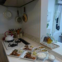 手作り/料理/夕飯のおかず 昨日の夕飯はマーマレードジャムを使ってス…