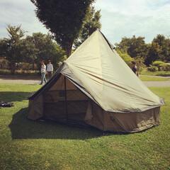 ノルディスク/グランドキャニオンインディアナ/キャンプ/テント 今年はたくさんキャンプ行きたいな🏕