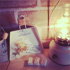 照明器具/アロマランプ/アロマライト/ランタン風ランプ/間接照明 お気に入りのアロマランプと リメイク作品…