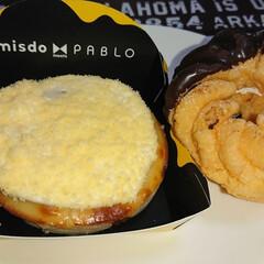 ミスド/新商品/チーズタルド ミスドのチーズタルド (*´﹃`*)