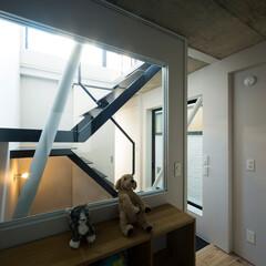 建築/住まい/子供室/階段 蔵前の小さな家