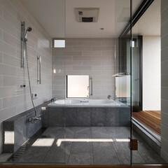 建築/別荘/浴室/浴室・風呂 『那須の家』浴室