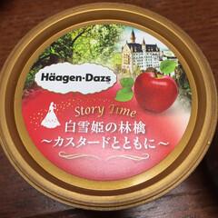 ハーゲンダッツ/スイーツ ちょっと噂の、アイスを購入🍨 アララっ😆…