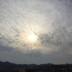 風景 面白い雲…