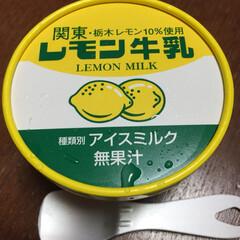 レモン牛乳/栃木県/ケンミンショー ケンミンショーでやってた、レモン牛乳🍋🥛…