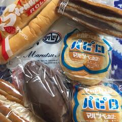 懐かしいパン/地元/フード 懐かしのラインナップ❗️ 小学校の時から…