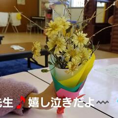 嬉しい一日/嬉しい出来事/プレゼント/花束/love/草花/... 🌞今日は、風がありましたが、秋晴れのお天…(6枚目)