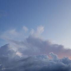 山/空/海/おでかけ/LIMIAおでかけ部/おでかけワンショット/... 海と空 月と雲 霧と森  💬ごめんなさい…(3枚目)
