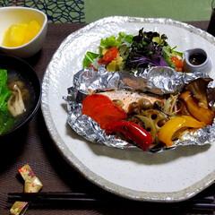 diet食/フォロー大歓迎/おうち/ごはん/おうちごはんクラブ/おうちごはん/... 🌃🍴これでもdiet食、うちの晩御飯  …