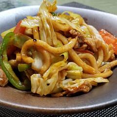 リミアの冬暮らし/料理/秋桜/焼きそば/貝の酢味噌あえ/太刀魚のお造り/... 🍴最近、無性に食べたくなって食べた物^▽…