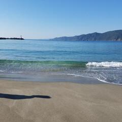 風景/おでかけ/旅行/旅/海/砂浜 高知県へ行って来ました🚗💨 透明度の高い…