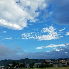 景色/空 空が、綺麗に見えた✨