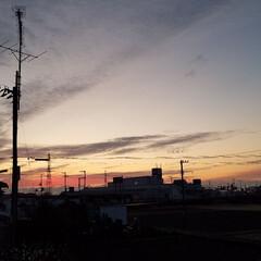 朝焼け/あさひ/LIMIAFESTA/暮らし 今朝は、とっても朝焼けが✨綺麗でした📸 🌄