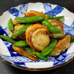 つるなし あまいえんどう Next トーホクのタネ(根菜、豆類、もやし)を使ったクチコミ「今日の一品🍴  鹿児島産のスナップエンド…」