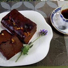 チョコレートケーキ/手作りケーキ/バレンタイン2020/スパイスが香る/おやつ/デザート/... 🍴今年は、スパイスが香るチョコレートテリ…