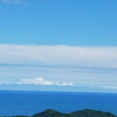 空/海/山/お出かけ/夏の思い出 山と海と空✨