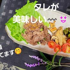 みるく/食欲の秋は1年中/万能ダレ/タレ/たれ/レシピ/...  usaちゃんから教えて貰った     …(1枚目)
