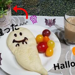 ハロウィン2019/おでかけ/海/散歩/ワンコ Halloween気分〰❤  可愛いパン…