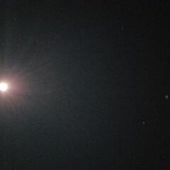 満月/夜空/夜更け 遅くにごめんなさい〰️🙏 満月🌕✨ 皆さ…