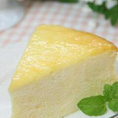 料理/ケーキ/手作りケーキ/手作り/チーズケーキ/スフレチーズケーキ スフレチーズケーキ