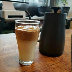 おうちカフェ 流行りのやつ❤️