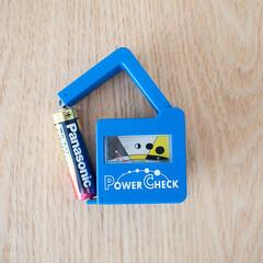シルク/100円ショップ/100均/便利グッズ/備え 100円ショップ「シルク」で買った乾電池…