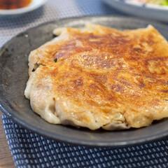 おうちごはん部/料理/献立/夕食/家庭料理/晩ごはん/... ある日の副菜はニンニク入りのスタミナ餃子…