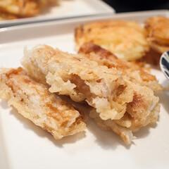 わたしのごはん/おうちごはん/天ぷら/ちくわレシピ/料理 自分史上、最高に美味しくできたちくわの天…
