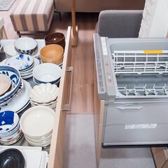 キッチン/収納/キッチン収納/食器収納 キッチンをリノベーションしたとき希望して…