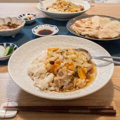 中華丼/おうちごはん/ごはん/手作りごはん 野菜がいっぱい食べれて、ご飯と絡む餡も最…