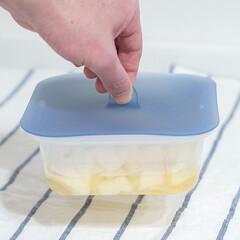 イケア/保存容器/食品保存/キッチンアイテム/タッパー/IKEA/... 前のフォトで紹介したIKEAの保存容器。…