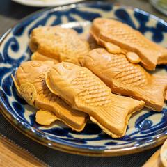たい焼き/おうちごはん部/おやつ/スイーツ/おもてなし/ビタントニオ ホームパーティーの最後、食後の甘いものは…