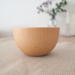 食洗機/食器/器/お椀/和食器 食洗機対応の木目のお椀。 木製で雰囲気の…