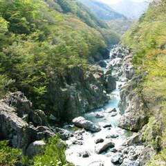 鬼怒川/龍王峡/ハイキング/旅/景色 鬼怒川へ温泉旅行に出かけた時の一枚。宿を…