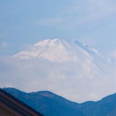おでかけワンショット/富士山/日帰り旅行/箱根 温泉に入りたくなって弾丸で日帰り箱根旅。…