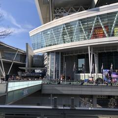 埼玉/さいたまスーパーアリーナ/さいたま新都心/LIMIAおでかけ部/フォロー大歓迎/おでかけ/... 大宮方面に出かけて、たまたまスーパーアリ…(1枚目)