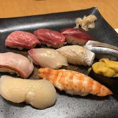 寿司/グルメ/春のフォト投稿キャンペーン/フォロー大歓迎/LIMIAごはんクラブ/おでかけ/... 今日はお寿司を食べに行きました〜 とって…