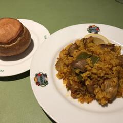 ランチ/スペイン料理/LIMIAごはんクラブ/フォロー大歓迎/わたしのごはん/おでかけ/... たまたまランチで食べたスペイン料理! 食…