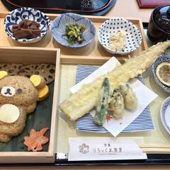 ランチ/宮島/広島/リラックマ茶房/リラックマ/おでかけ/... 宮島のリラックマ茶房で食べた「リラックマ…