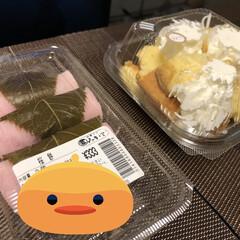 ひなまつり/桜餅/LIMIAごはんクラブ/LIMIAおでかけ部/フォロー大歓迎/おうちごはんクラブ/... 昨日は「ひなまつり」だったので、桜餅を買…(1枚目)