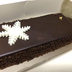 ケーキ/冬のベルギーショコラケーキ/アンテノール/フォロー大歓迎/グルメ/フード/... アンテノールの「冬のベルギーショコラケー…