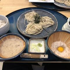 箱根/自然薯/そば/ランチ/LIMIAごはんクラブ/LIMIAおでかけ部/... 今日は箱根に来ていますー  ランチは自然…