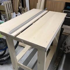 DIY/丸ノコ/作業台 作業台