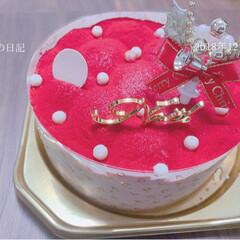 モエロゼ/通販/クリスマスケーキ/クリスマス いろいろなモデルさんのインスタグラムから…