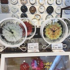 東京インテリア/おしゃれインテリア/置き時計/掛け時計/インテリア/花
