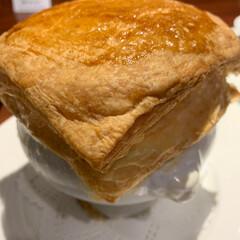 秋の味覚/限定/イタリア料理/シチューパイ 食欲の秋˚✧₊⁎❝᷀ົཽ≀ˍ̮❝᷀ົཽ…